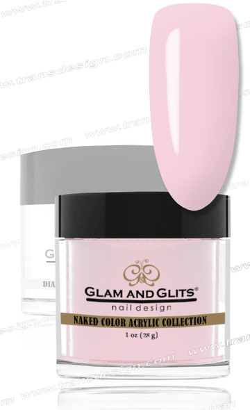 GLAM AND GLITS Naked Color Acrylic - 1st Impression  1oz.