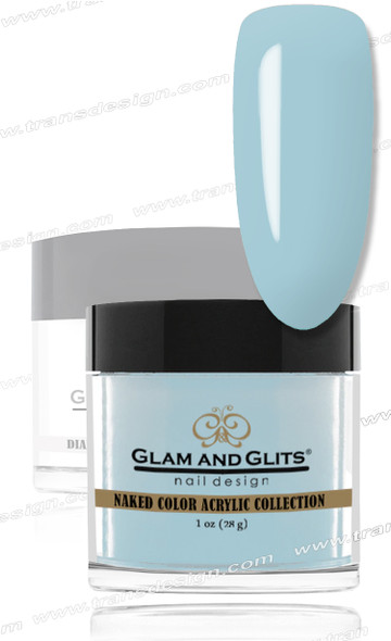 GLAM AND GLITS Naked Color Acrylic - Strut 1oz.
