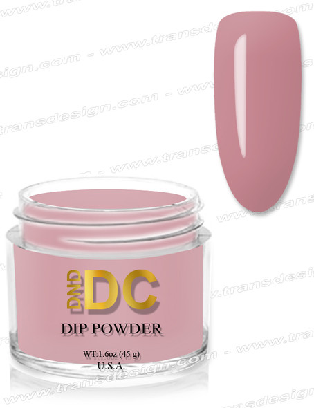 DND DC Dipping Powder - 133 Antique Pink 1.6oz.
