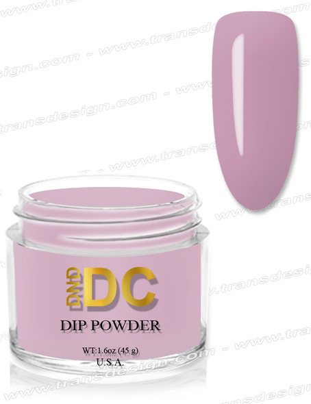 DND DC Dipping Powder - 121 Soft pink 1.6oz.