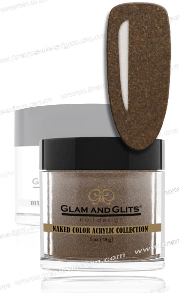 GLAM AND GLITS Naked Color Acrylic - Heirloom 1oz.
