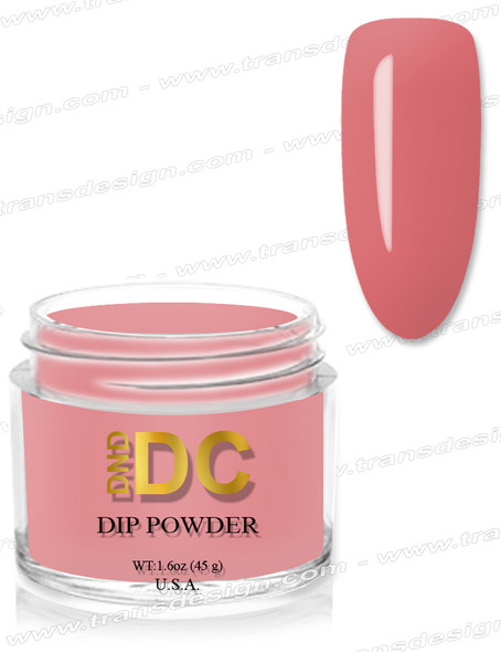 DND DC Dipping Powder - 127 Deep Chestnut 1.6oz.