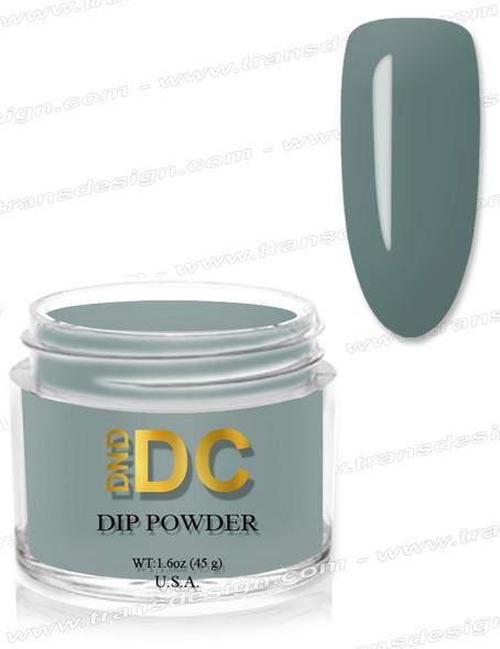 DND DC Dipping Powder - 098 Aqua Gray 1.6oz.