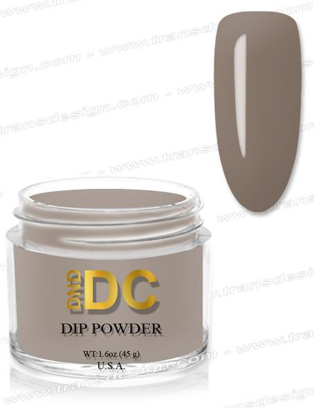 DND DC Dipping Powder - 079 Lead Gray 1.6oz.