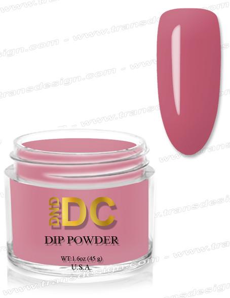 DND DC Dipping Powder - 128 Fuzzy Wuzzy 1.6oz.