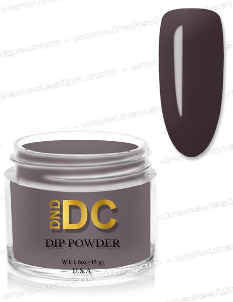 DND DC Dipping Powder -046 Pewter Gray 1.6oz.