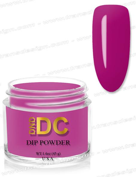 DND DC Dipping Powder -022 Magenta Rose 1.6oz.