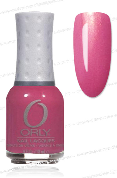 ORLY Nail Lacquer - Elsbeth's Rose *