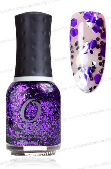 ORLY Nail Lacquer - Can't Be Tamed *