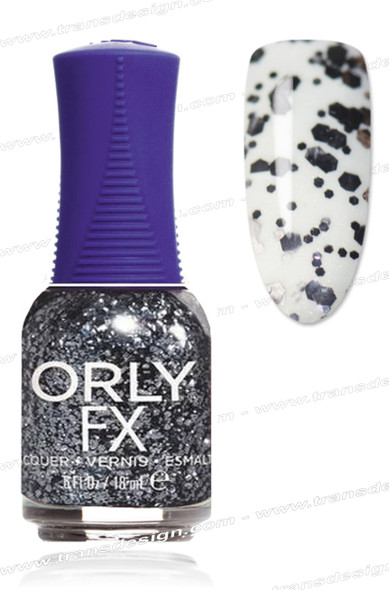 ORLY Nail Lacquer - Atomic Splash *