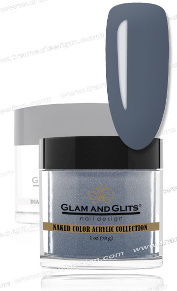 GLAM AND GLITS Naked Color Acrylic - Make Wave 1oz.