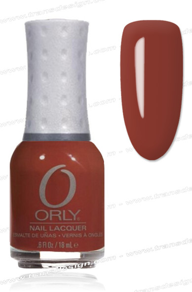 ORLY Nail Lacquer - Hot Chocolate *