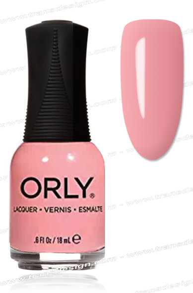 ORLY Nail Lacquer - Cotton Candy