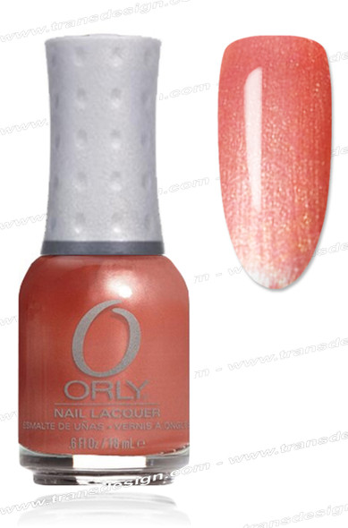 ORLY Nail Lacquer - Peachy Parrot *