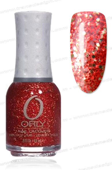 ORLY Nail Lacquer - Devil May Care *
