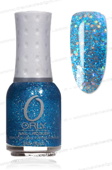 ORLY Nail Lacquer - Angel Eyes *