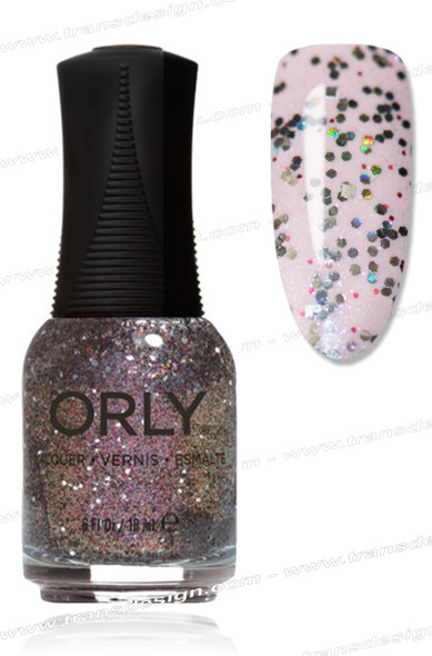 ORLY Nail Lacquer - Digital glitter