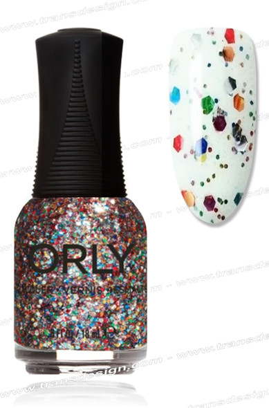 ORLY Nail Lacquer - Glitterbomb