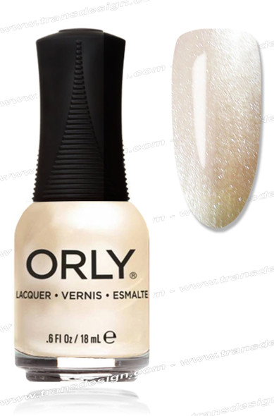 ORLY Nail Lacquer - Front Page