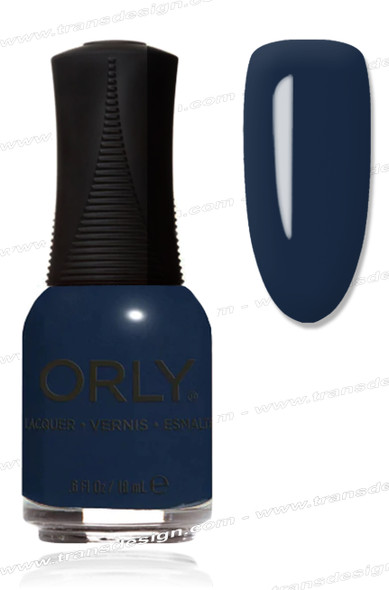 ORLY Nail Lacquer - Blue Suede