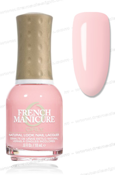 ORLY Nail Lacquer - Je t'aime *