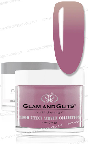 GLAM AND GLITS -  Acrylic Mood Effect Opposites Attract 1oz. (C)