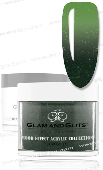 GLAM AND GLITS - Acrylic Mood Effect Love-Hate Relationship 1oz. (G)