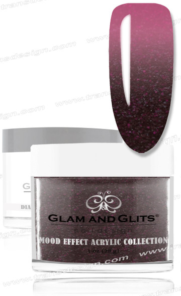 GLAM AND GLITS - Acrylic Mood Effect Dive In Distress 1oz. (G)