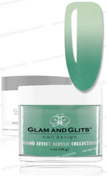 GLAM AND GLITS - Acrylic Mood Effect Forget Me Not 1oz. (G)