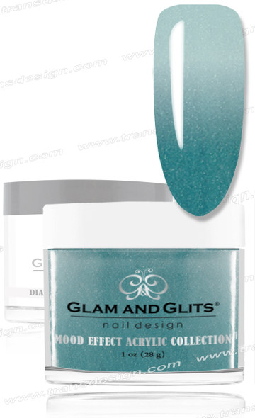 GLAM AND GLITS - Acrylic Mood Effect Melted Ice 1oz. (S)