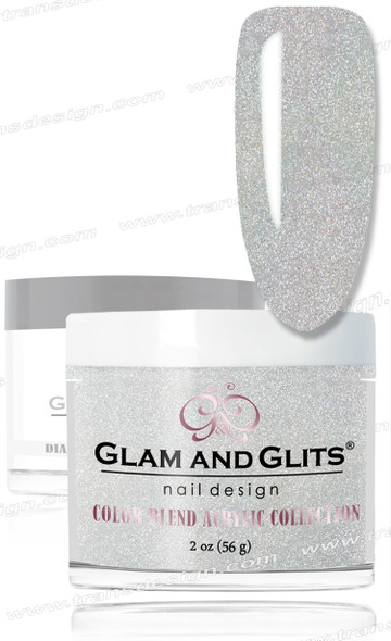 GLAM AND GLITS Color Blend - Princess Cut  2oz.