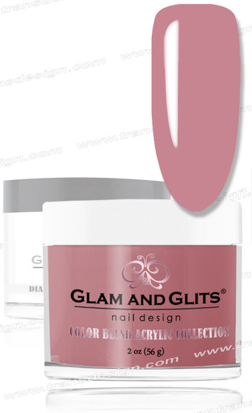 GLAM AND GLITS Color Blend - Blushin' 2oz.