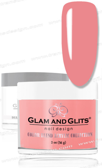 GLAM AND GLITS Color Blend - Heartbreaker  2oz.