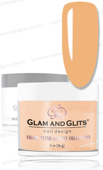 GLAM AND GLITS Color Blend - Bleaming 2oz.