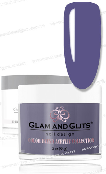 GLAM AND GLITS Color Blend - Perry Twinkle 2oz.