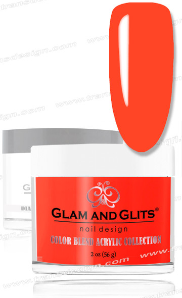 GLAM AND GLITS Color Blend - Melon Punch 2oz.