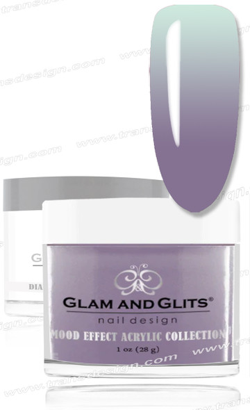 GLAM AND GLITS -  Acrylic Mood Effect Chain Reaction 1oz.