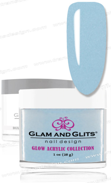 GLAM AND GLITS Glow Collection - Ray of Sunshine 1oz.