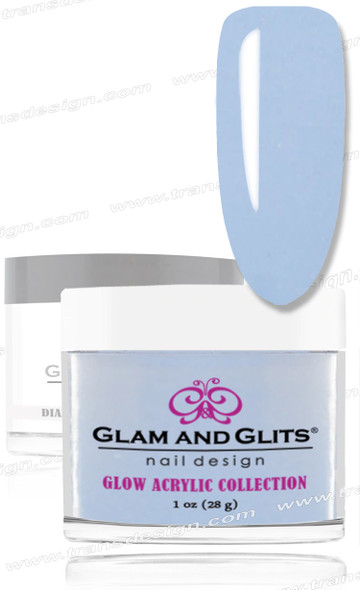 GLAM AND GLITS Glow Collection - Starless 1oz.