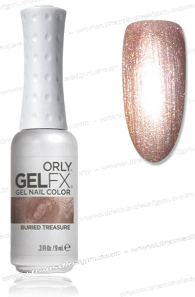 ORLY Gel FX Nail Color - Buried Treasure *