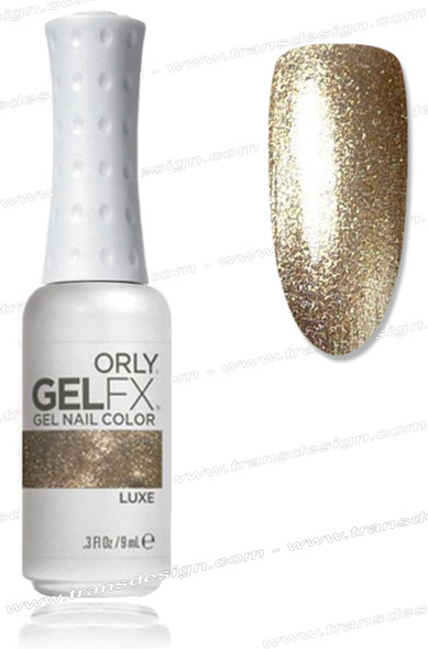 ORLY Gel FX Nail Color - Luxe *