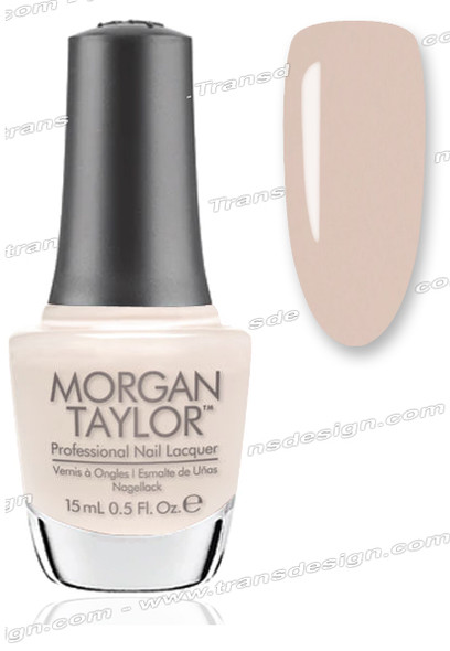MORGAN TAYLOR - In The Nude 0.5oz.