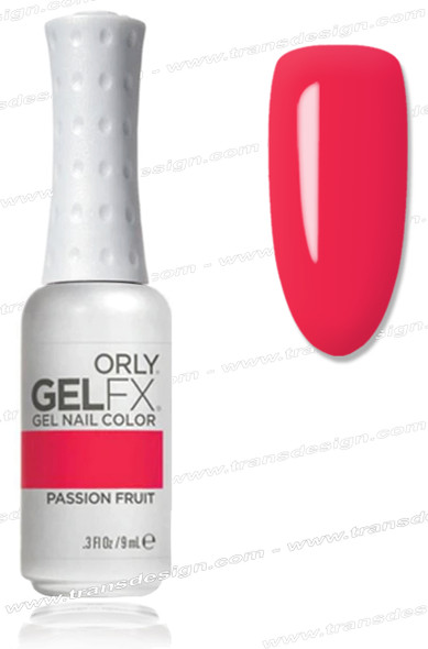 ORLY Gel FX Nail Color - Passion Fruit *