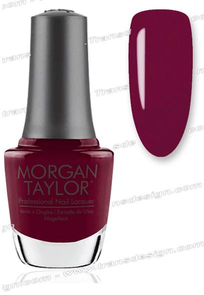 MORGAN TAYLOR - Berry Perfection 0.5oz.