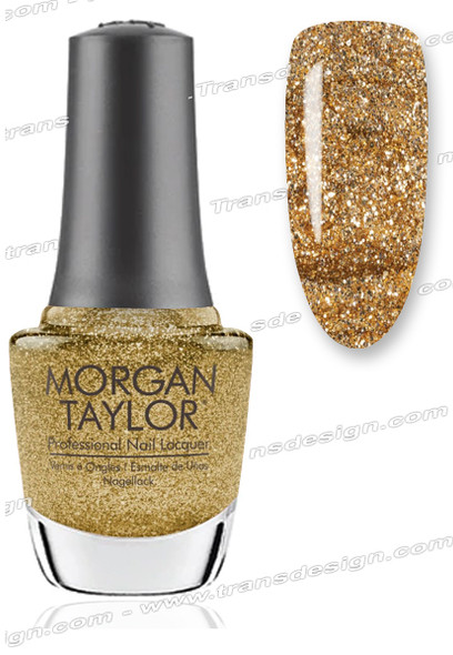 MORGAN TAYLOR - Glitter & Gold 0.5oz.