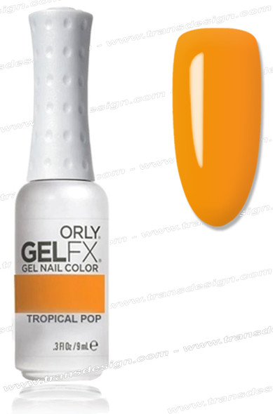 ORLY Gel FX Nail Color - Tropical Pop *