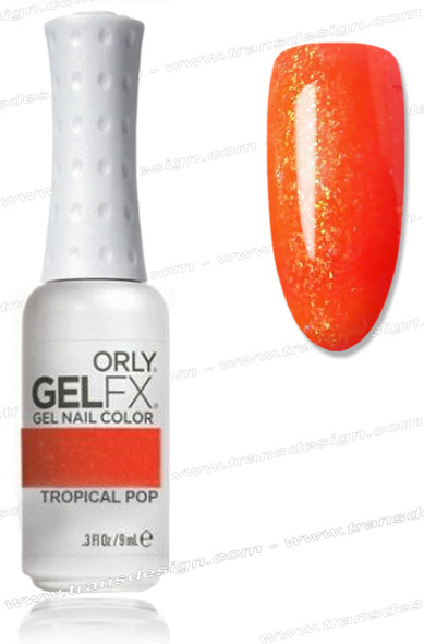 ORLY Gel FX Nail Color - Ablaze  *