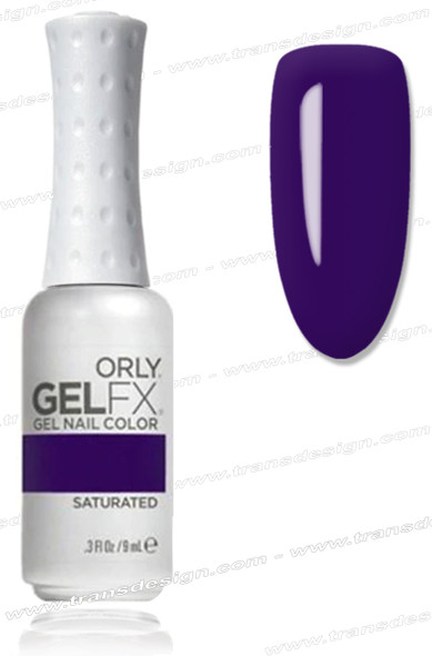 ORLY Gel FX Nail Color - Saturated *