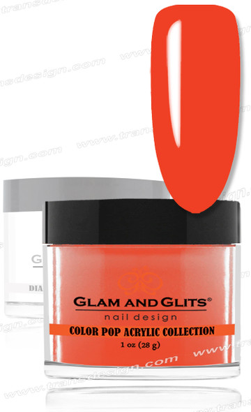 GLAM AND GLITS Color Pop - Overheat 1oz.