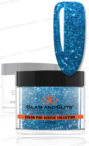 GLAM AND GLITS Color Pop -  Saltwater 1oz.